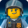LEGO® City Spotlight Robbery