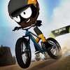 Stickman Bike Battle