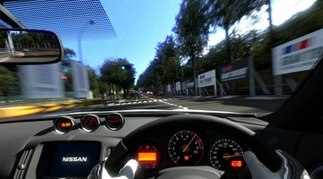 Selection of 3D racing games
