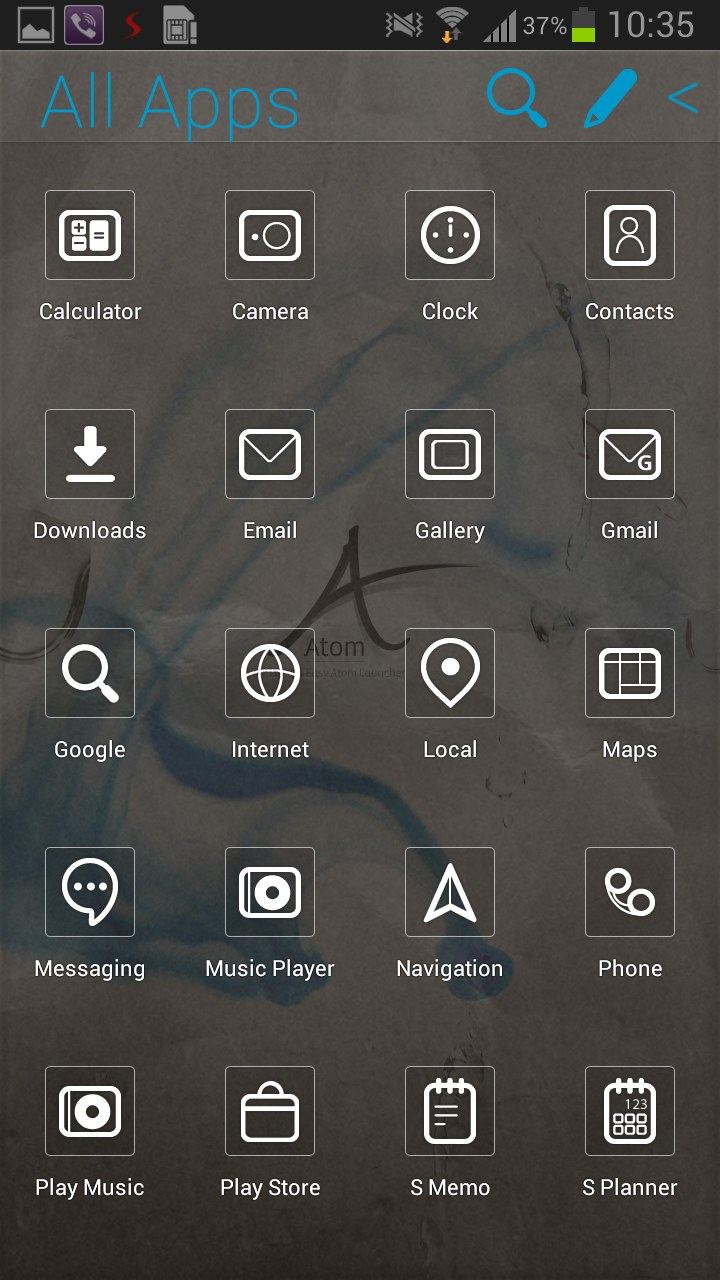 Image Result For Go Launcher Ex Proa