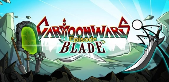 Cartoon Wars: Blade for Lenovo IdeaPhone P700i