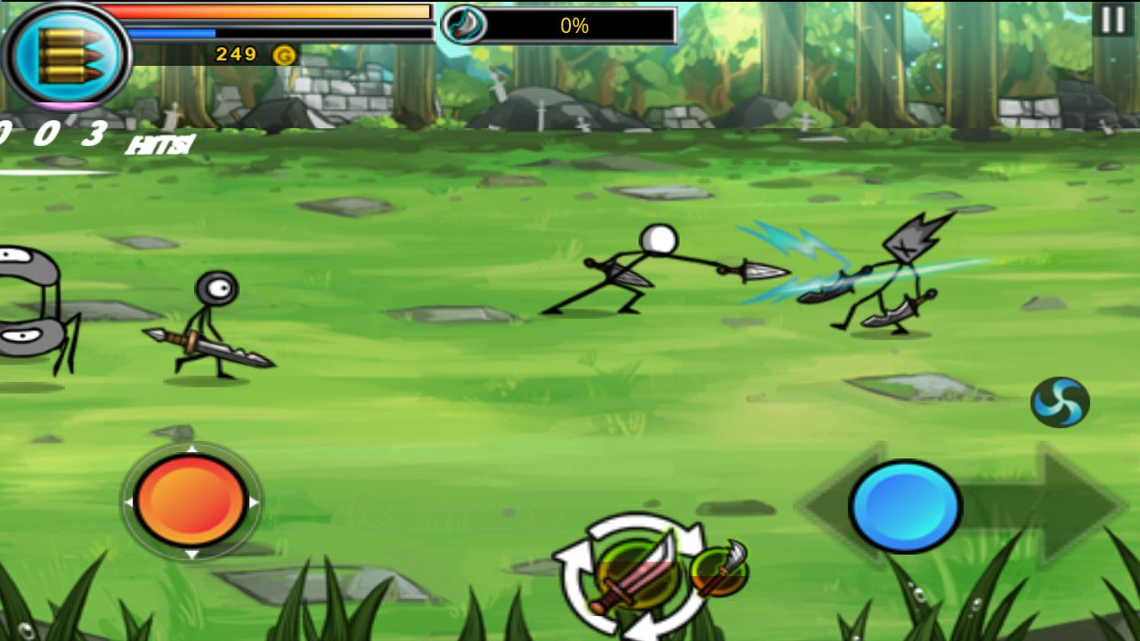Descargar Cartoon Wars 1.1.7 APK + Mod Android