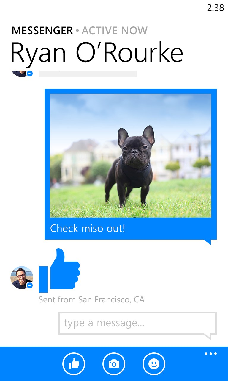 how to download mp3 sent through facebook messenger
