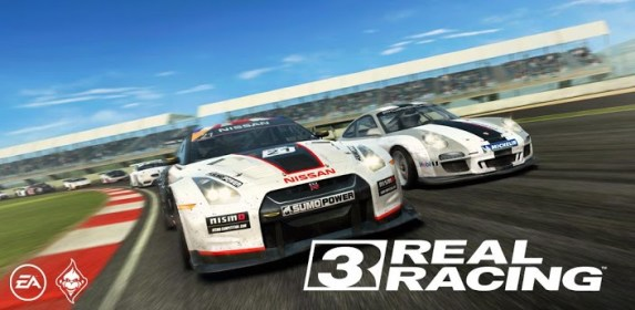Real Racing 3 for Micromax A116 Canvas HD