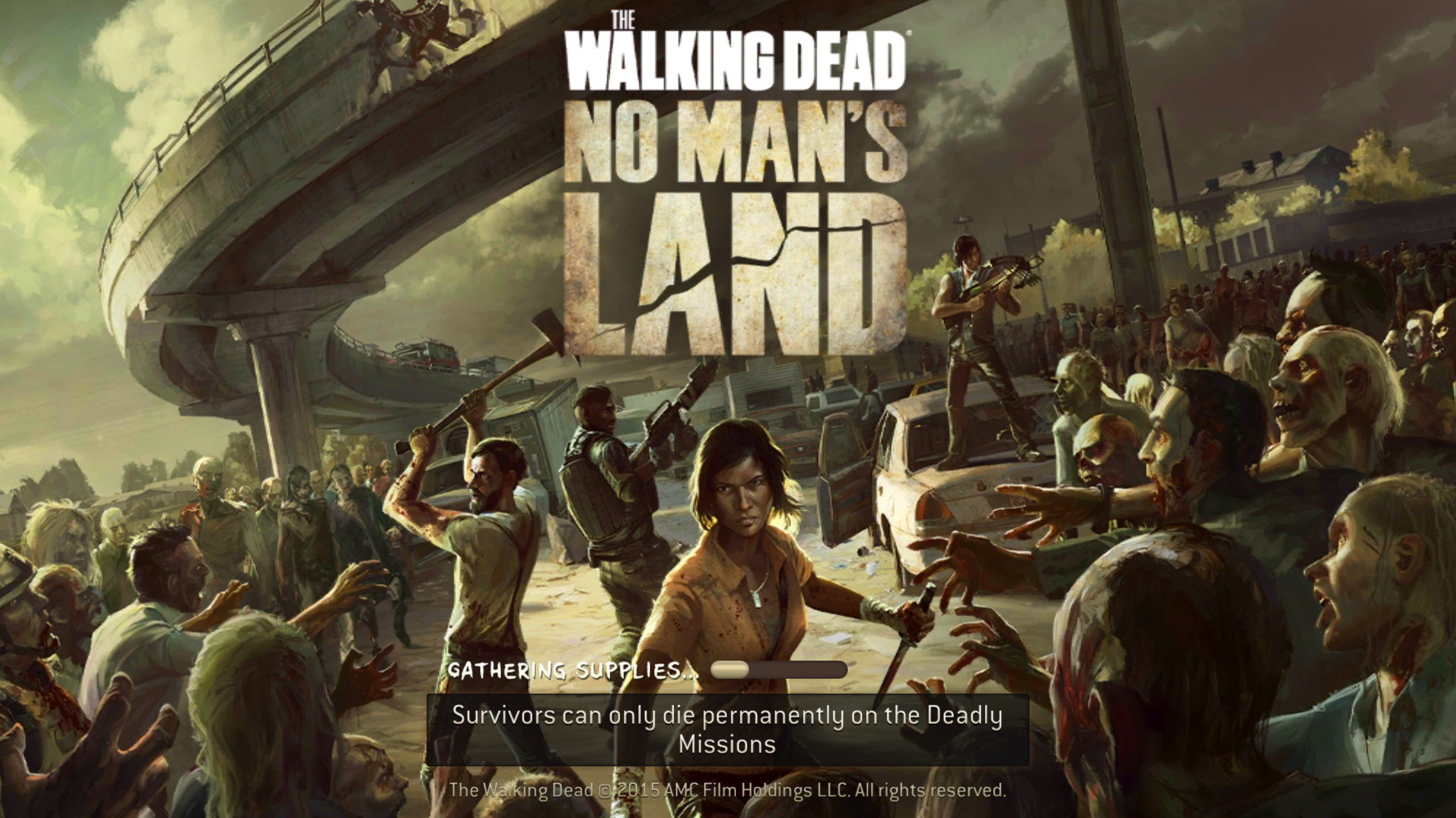 free the walking dead game