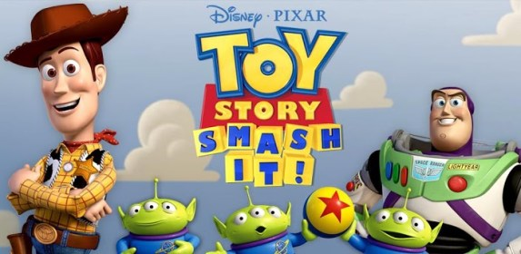 Toy Story: Smash It! إلى HTC One SV