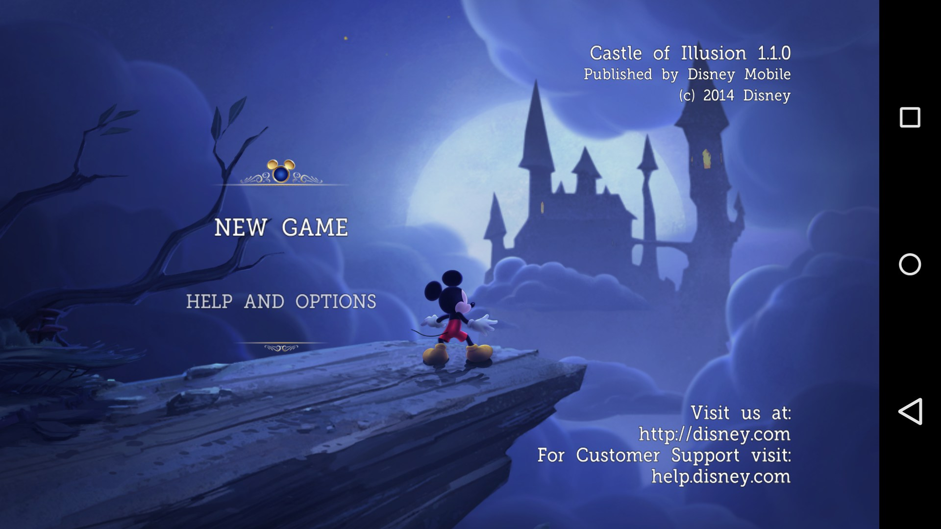 Castle of Illusion (X360/PS3/PC) - gravitorbox.free.fr