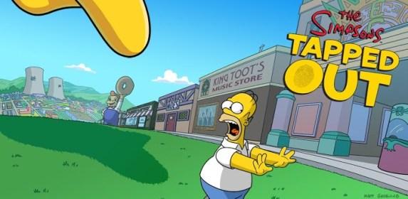 The Simpsons™: Tapped Out for Acer Liquid