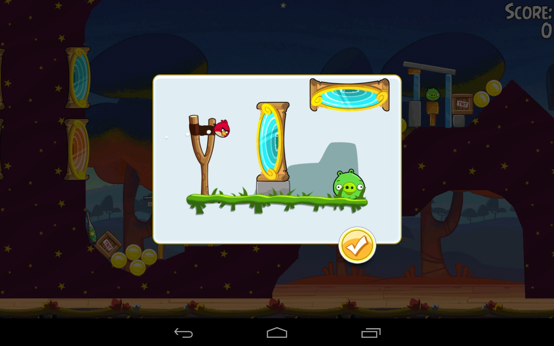 Download Angry Birds Space for Samsung S6102 Galaxy Y Duos