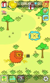 Lion Evolution - Crazy Mutant Clicker Game