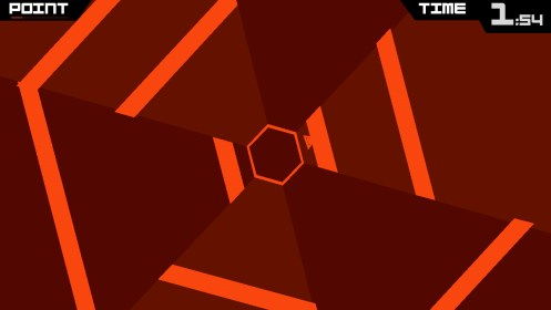 Super Hexagon para HTC Explorer