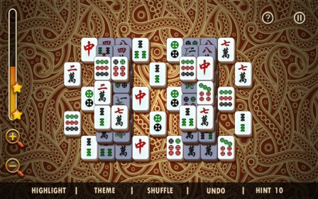 Mahjong Solitaire for Samsung Galaxy S III (LTE)