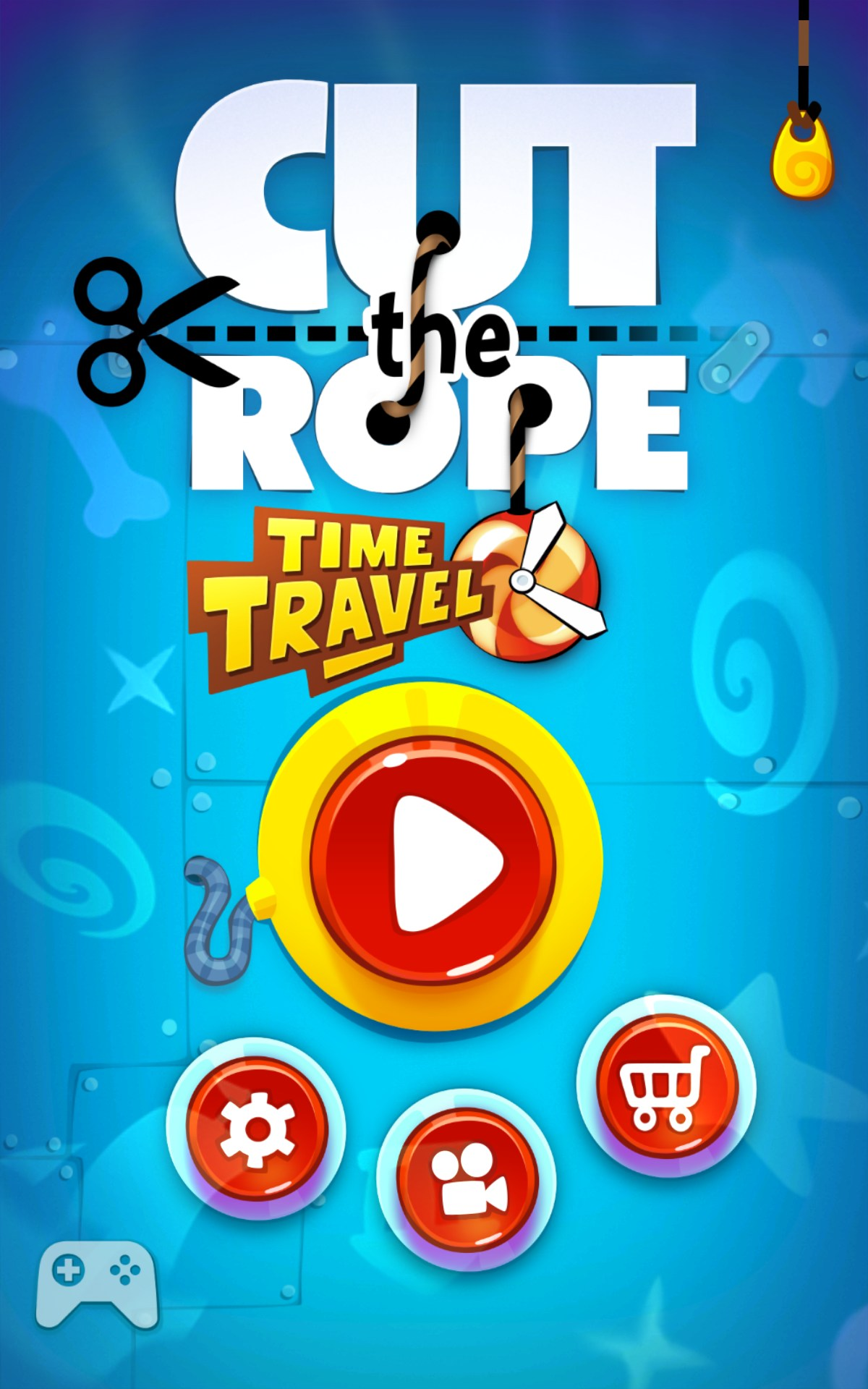 Cut the Rope Time Travel - A free Puzzle Game