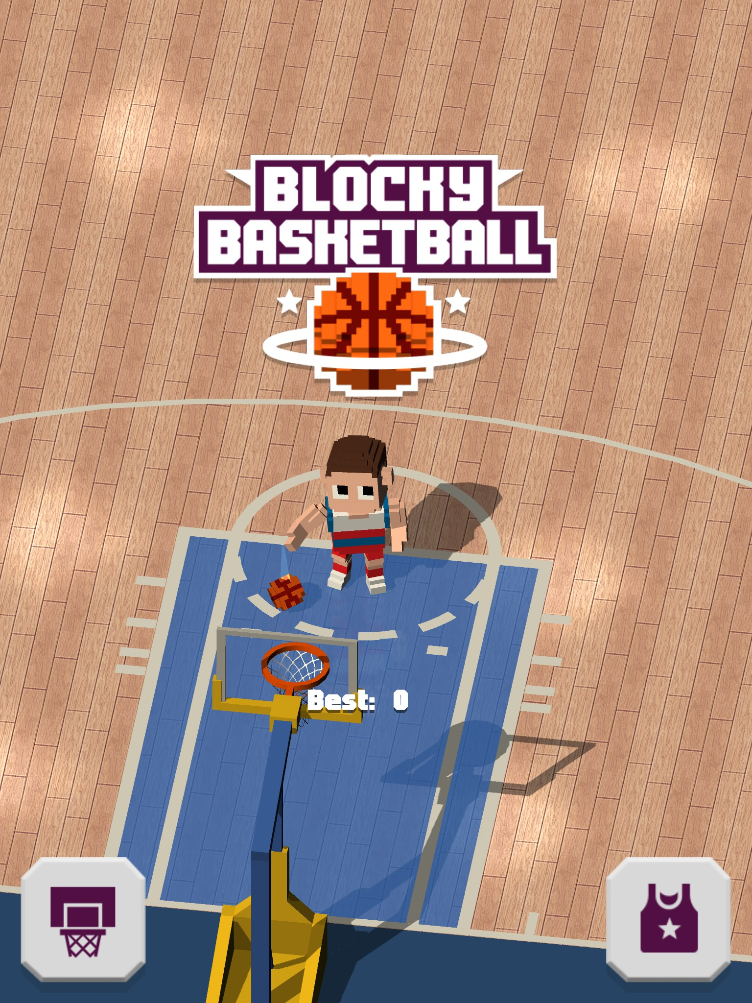Real Basketball на андроид - top-android.org