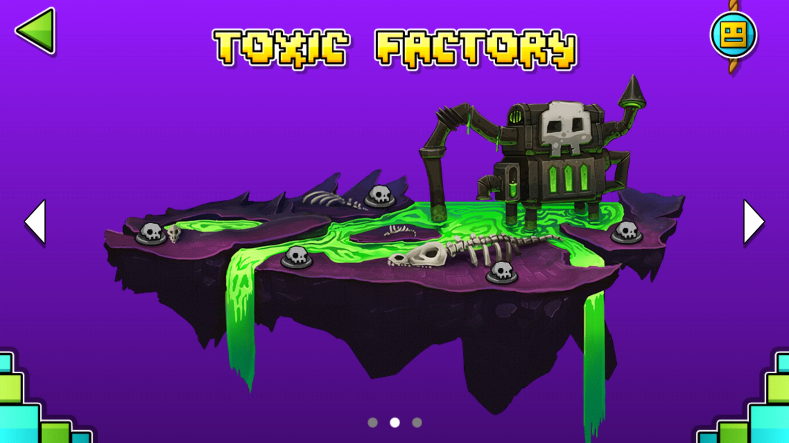 descargar geometry dash world apk mod