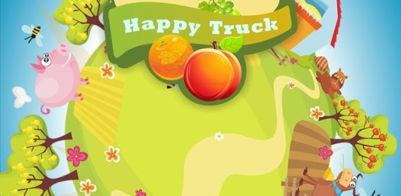 Happy Truck do Lenovo A1000