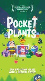Pocket Plants para Alcatel One Touch Hero
