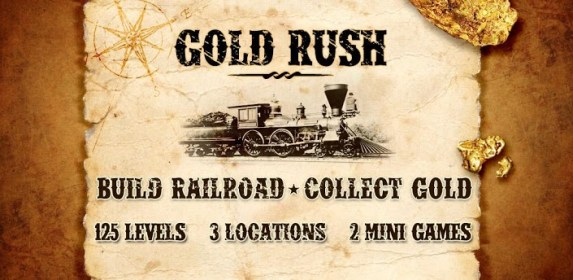 Train of Gold Rush for Samsung GT-I9000 Galaxy S