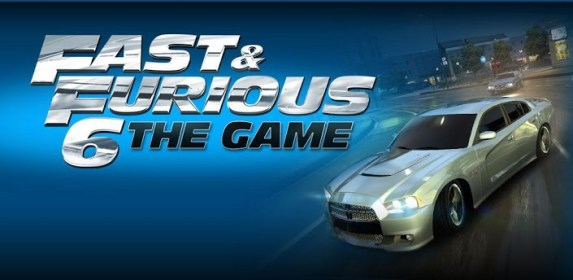 Fast & Furious 6: The Game for Huawei Ascend P6