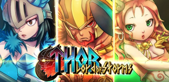 Thor: Lord of Storms for Ainol Novo 7 Crystal