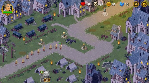 Tower Defense: Syndicate Heroes TD