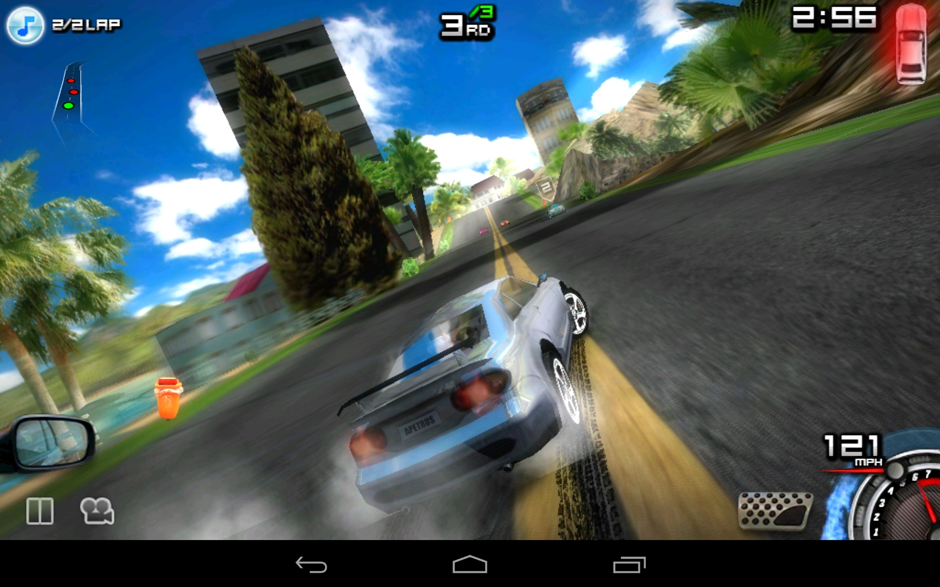 Race Illegal: High Speed 3D for Samsung GT-S6102 Galaxy Y