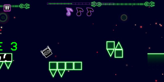Daft Jump - Addictive platformer game