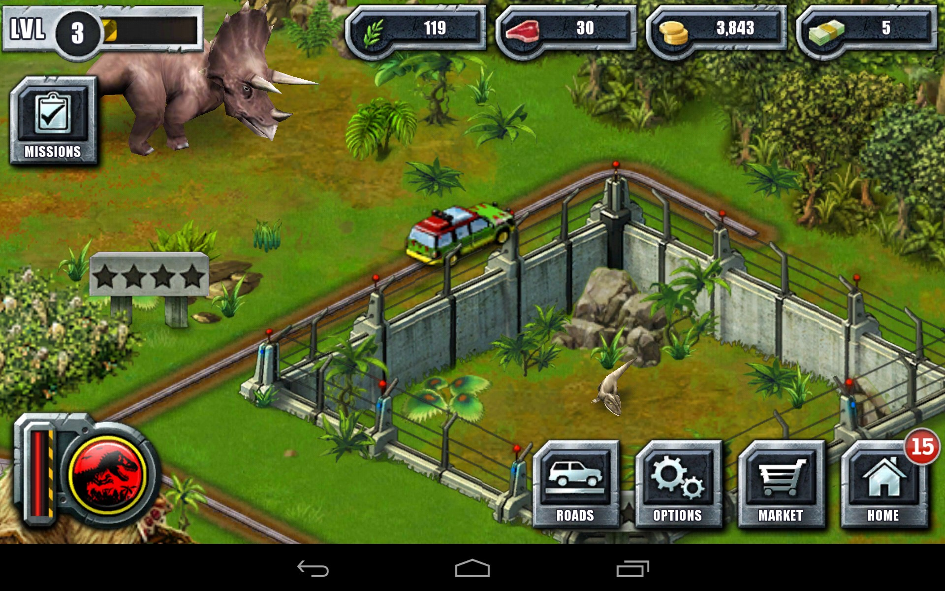 How to download jurassic park builder on pc