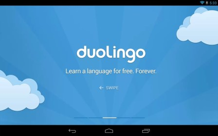 Duolingo for Amazon Kindle Fire HD