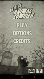 Animal Zombies for Samsung Galaxy Player 5.8