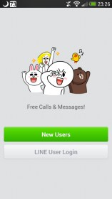 LINE for Samsung Galaxy Tab 3 7.0