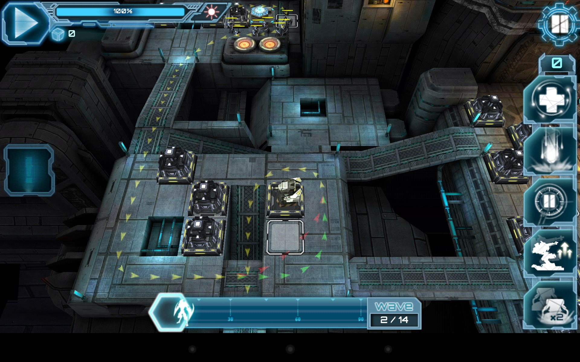 defense technica - games for android 2018 - .