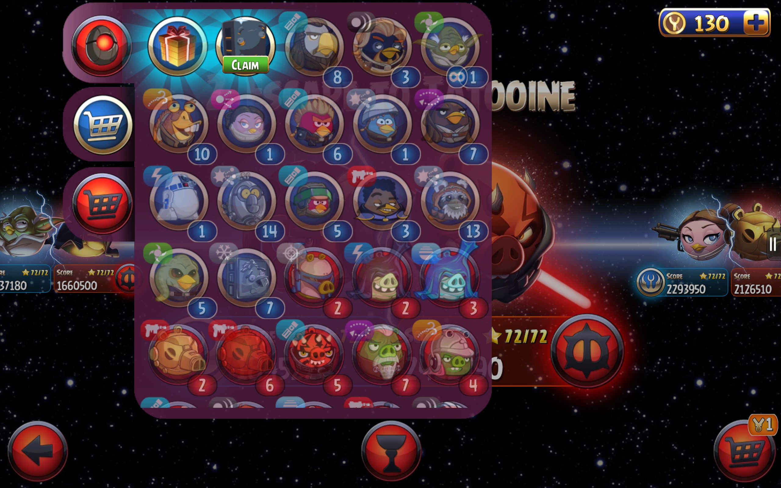 Star wars ii games for android free download angry birds star