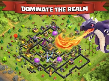 Clash of Clans for Samsung GT-I8530 Galaxy Beam