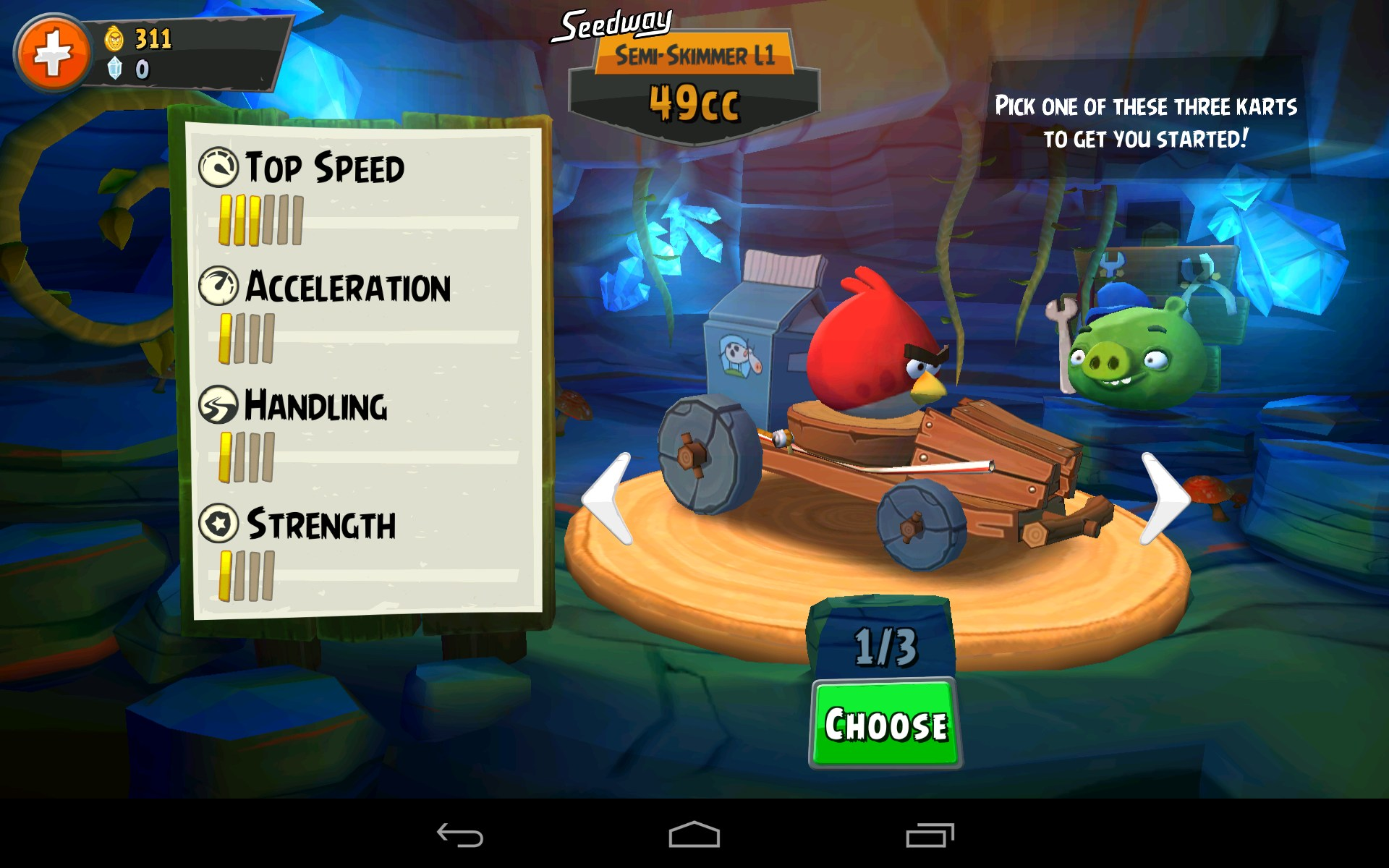 angry birds go game free download for android tablet