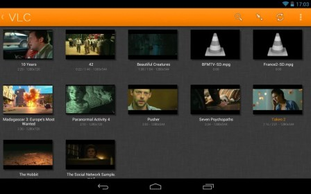 VLC media player for Samsung Galaxy S4 Mini