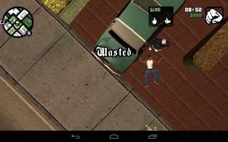 Grand Theft Auto: San Andreas for Huawei Ascend G615