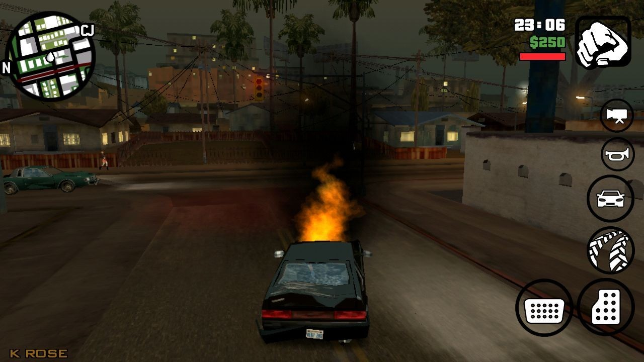 Grand Theft Auto: San Andreas (MOD ... - android …