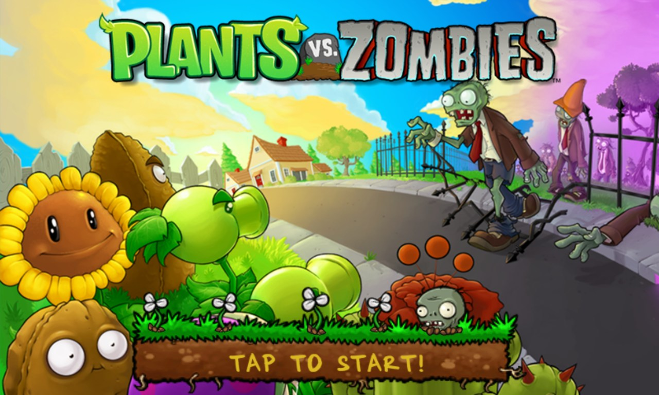 Plants vs. Zombies for nokia lumia 610 2018 – free download games.