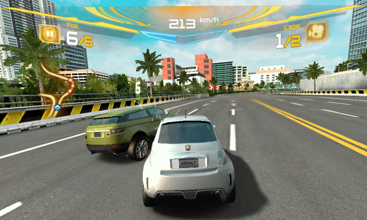 asphalt game