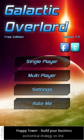 Galactic Overlord Free