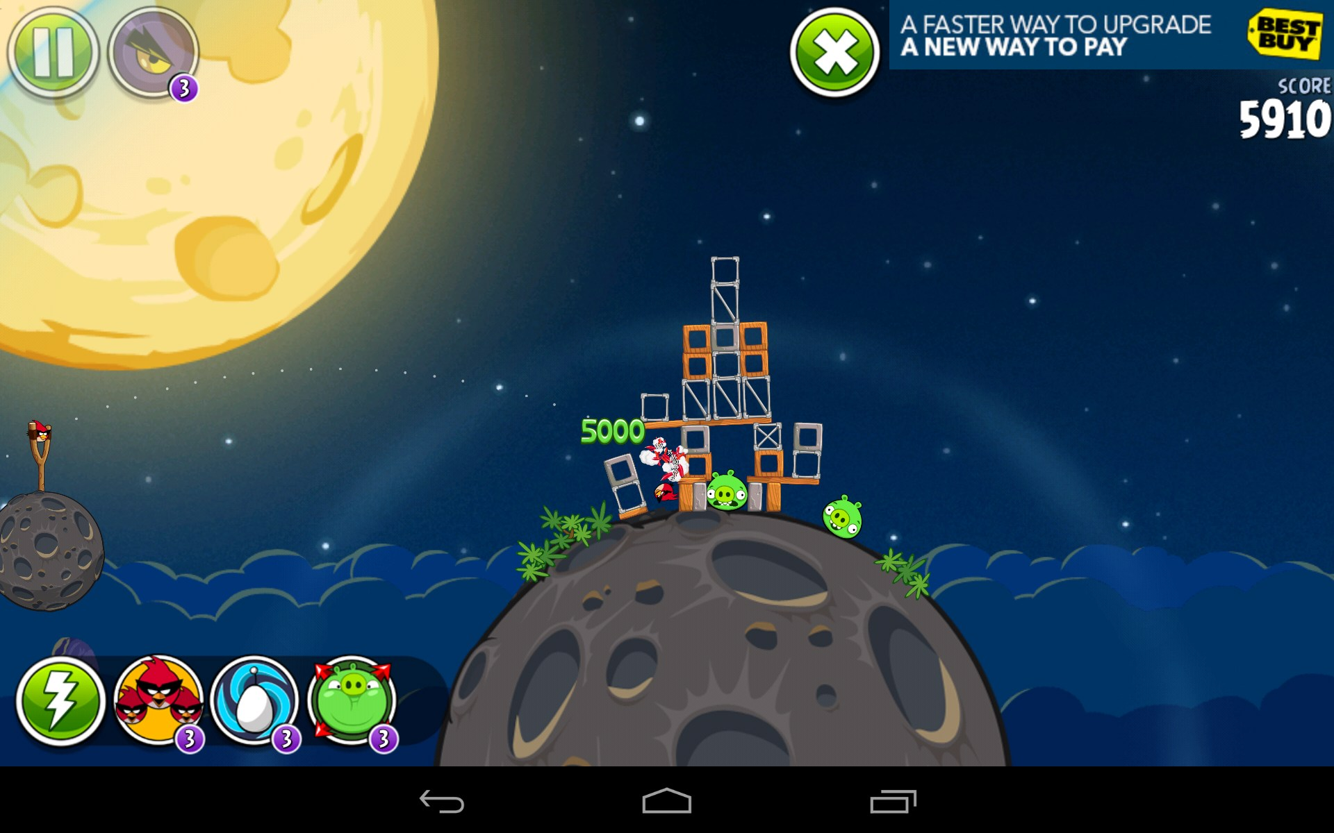 Angry Birds Space for Samsung GT-S6802 Galaxy Ace Duos 2018 – Free