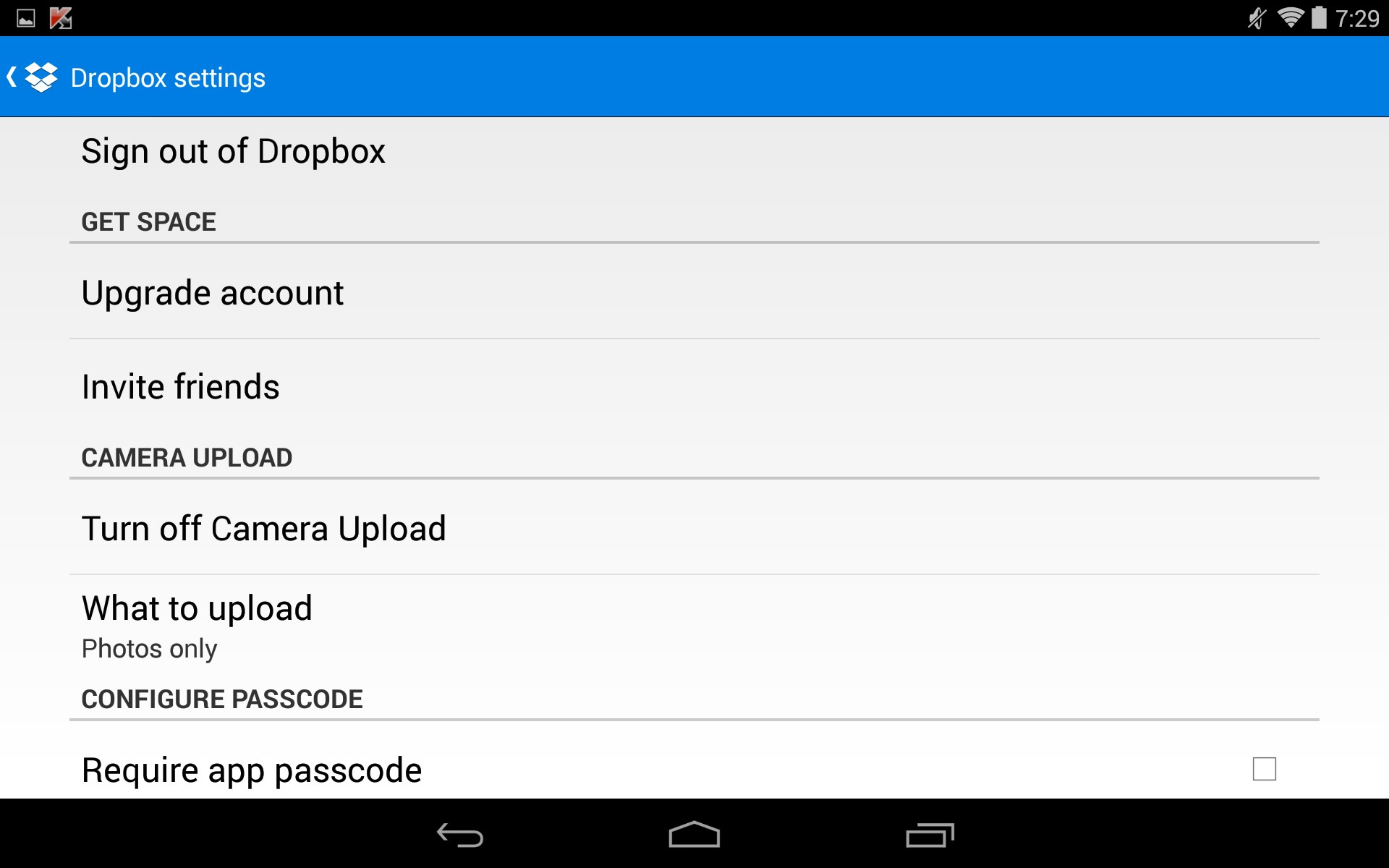Dropbox for Samsung Galaxy Note 3 2018 – Free download soft for