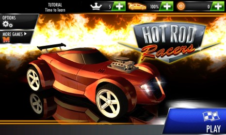 Hot Rod Racers