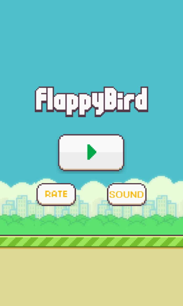 how to create a flappy bird game