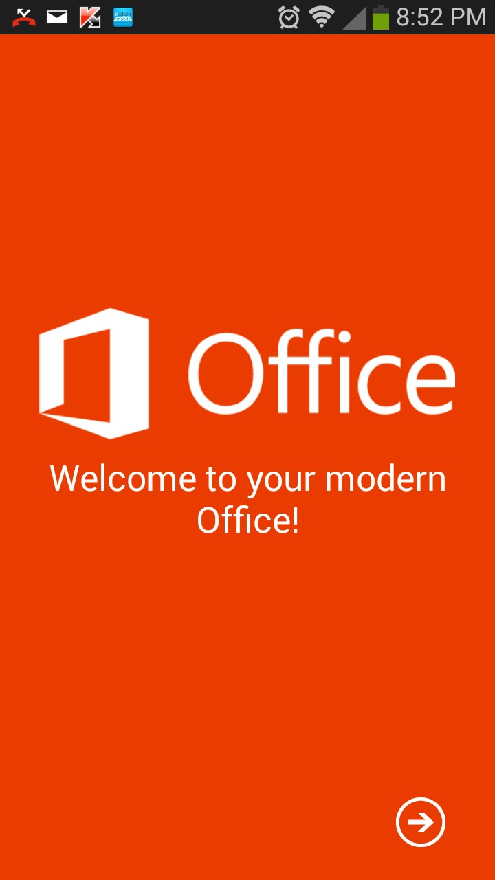 Microsoft Office Mobile For Amazon Kindle Fire HD 2018