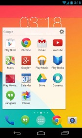 Mini Launcher (Kitkat UI)
