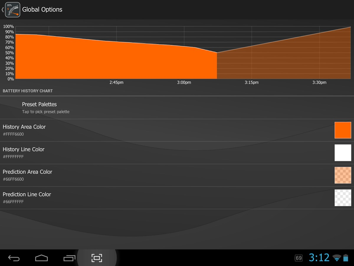 Walkman android widget download