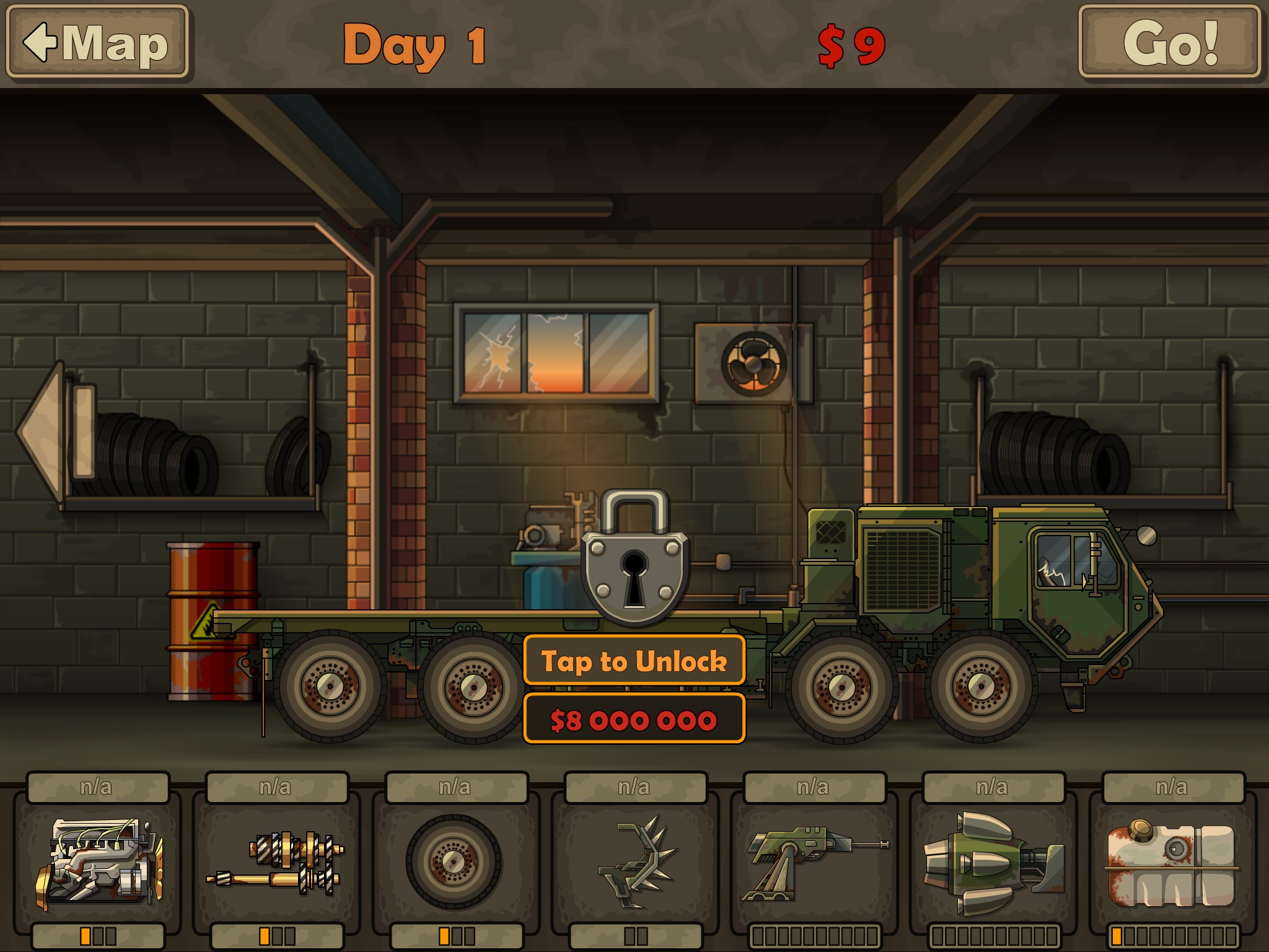 Earn To Die Android 2013