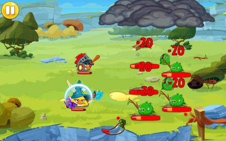 angry birds epic - games for android 2018 - free download. angry birds epic - epic swashbuckling